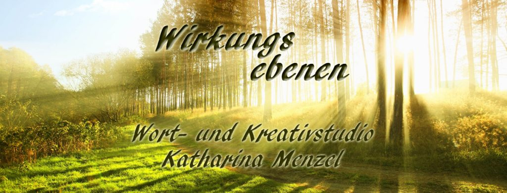 Wort- und Kreativstudio Katharina Menzel